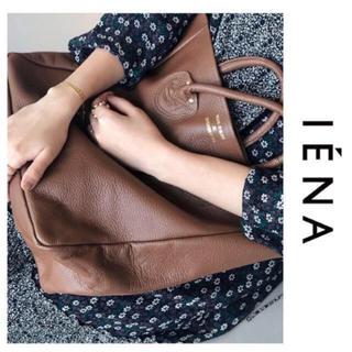 IENA - 【未使用】IENA イエナ レザートートバッグ M ヤングアンドオルセン