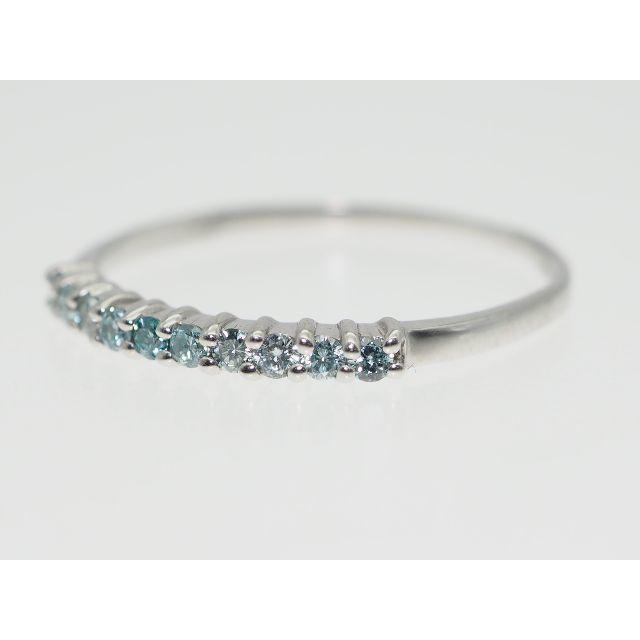 【0.0150Cts】K10ダイヤモンドリング【サイズ直し無料】 レディースのアクセサリー(リング(指輪))の商品写真