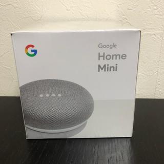 ANDROID - 新品、未開封★Google Home mini グーグルホームミニ