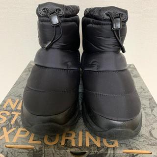 ザノースフェイス(THE NORTH FACE)の正規品 ヌプシ Nuptse ブーツ スノーブーツ 25㎝(ブーツ)