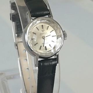OMEGA - ⭐OH済 綺麗 オメガ 自動巻 レディースウォッチ 時計 卒業式七五三 美品