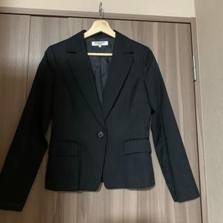 ナチュラルビューティーベーシック(NATURAL BEAUTY BASIC)のナチュラルビューティーベーシック ストライプスーツ(スーツ)
