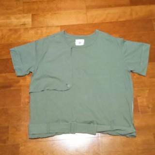 ベッドサイドドラマ(bedsidedrama)のbedsidedrama トレンチTee(Tシャツ(半袖/袖なし))