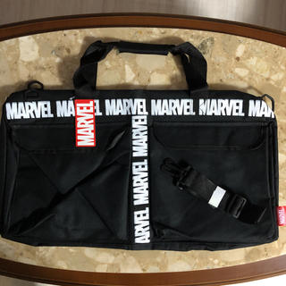 MARVEL - MARVEL プレミアム3WAYビッグボストンバッグ