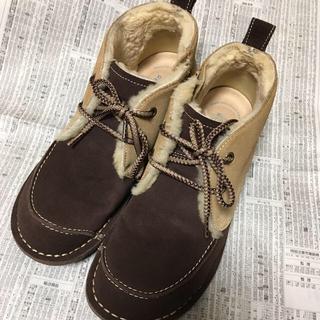 リーガル(REGAL)の美品 リーガル ウォーカー シューズ 23.5 スエード ブーツ(ブーツ)