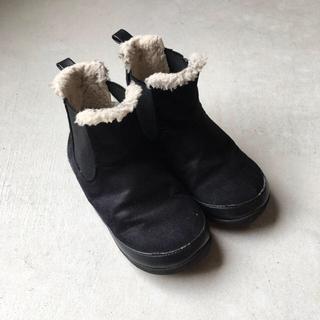 ムジルシリョウヒン(MUJI (無印良品))の無印良品 サイドゴアブーツ(ブーツ)
