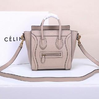 celine - セリーヌ 笑顔  ハンドバッグ