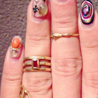 マザー(mother)のMEIDEN ring(リング(指輪))