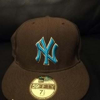 ニューエラー(NEW ERA)のニューエラ NEW ERA 59.6cm  NY ヤンキース(キャップ)