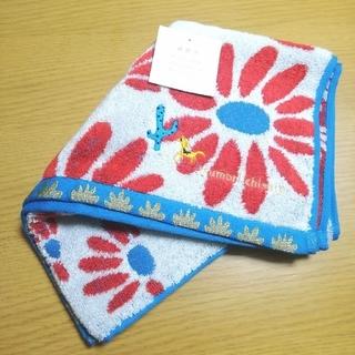 ツモリチサト(TSUMORI CHISATO)のツモリチサト フェイスタオル(タオル/バス用品)