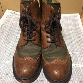 リーガル(REGAL)のリーガル  ブーツ レディース 24.5cm(ブーツ)