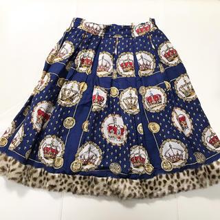 JaneMarple - キングダムスカーフ クラウンスカート