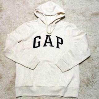 GAP - (新品)GAP パーカ クリーム