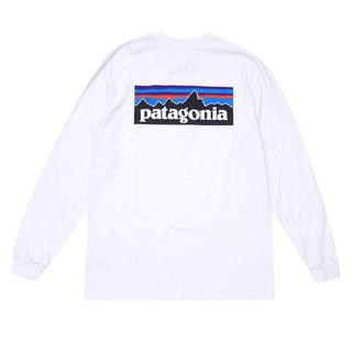 patagonia - patagonia ロンT 新品未使用 Mサイズ