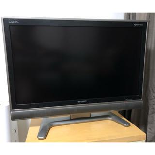 AQUOS - 薄型テレビ シャープ アクオス 32型 2007年製