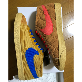NIKE - 26.0.cm NIKE blazer mid cpfm NIKE by you