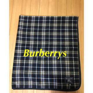 BURBERRY - バーバリー 膝掛け