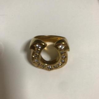 ゴールド スワロ ホースリング(リング(指輪))