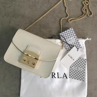 Furla - ◆新品未使用◆Furla メトロポリス ショルダーバッグ◆ホワイト