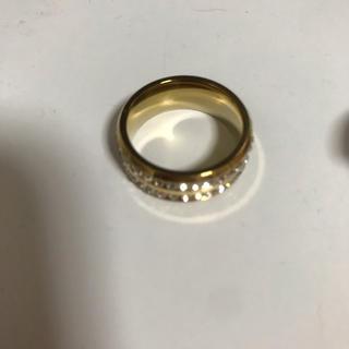 ゴールド  スワロ リング(リング(指輪))