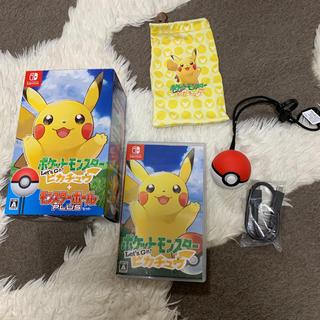Nintendo Switch - レッツゴーピカチュウ