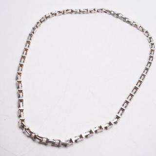 ティファニー(Tiffany & Co.)のTIFFANY &GO ティファニー Tナローチェーン ネックレス 50cm (ネックレス)