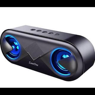 ワイヤレススピーカー 高音質 重低音 充電式 Bluetooth スピーカー