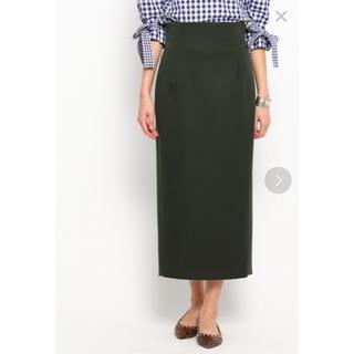 ドレステリア(DRESSTERIOR)の新品★マキシタイトスカート(ロングスカート)