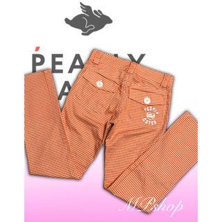 PEARLY GATES - 極美品♡パーリーゲイツ ギンガムチェック ゴルフパンツ ゴルフウェア