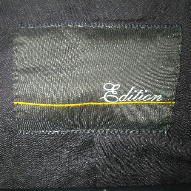 Edition(エディション)のエディション レザーライダースジャケット メンズのジャケット/アウター(レザージャケット)の商品写真