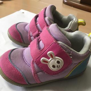 ミキハウス(mikihouse)の【中古】ミキハウス靴☆15.0cm(スニーカー)