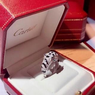 カルティエ(Cartier)の人気品カルティエ Cartier リング 指輪 男女兼用(リング(指輪))
