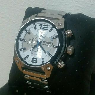 DIESEL - 【激レア入荷‼稀少モデル】 ディーゼル  腕時計  オーバーフロー DZ4413