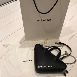 Balenciaga - 本日限定値下げ!バレンシアガ BALENCIAGA トライアングル バッグ