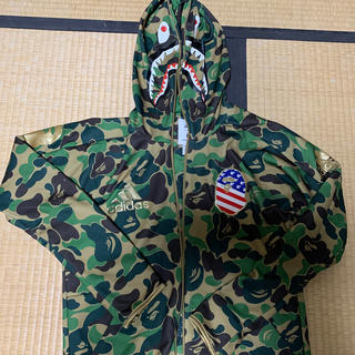 A BATHING APE - Ape adidasコラボ ジャージ