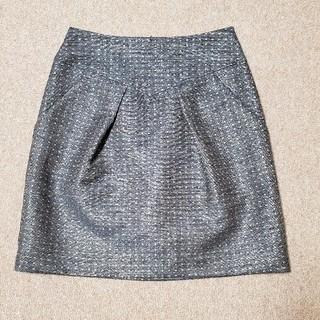 ビアッジョブルー(VIAGGIO BLU)のビアッジョブルー スカート(ひざ丈スカート)