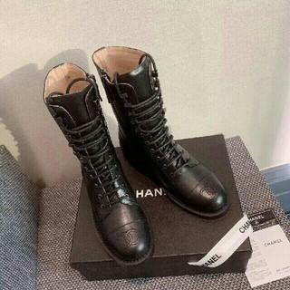 CHANEL - CHANEL ブーツ 新品