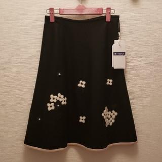 M'S GRACY - 【新品タグつき】お花モチーフスカート