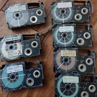 CASIO - ネームランド テープ