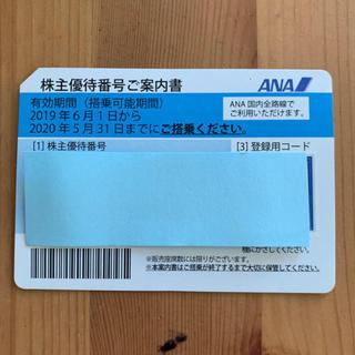 ANA(全日本空輸) - ☆ANA(全日空)株主優待券★JAL、航空券、飛行機☆