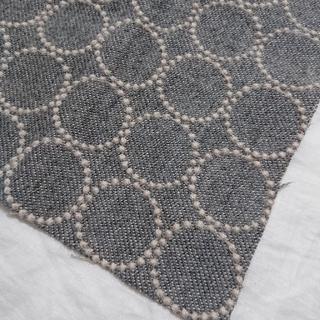 ミナペルホネン(mina perhonen)のミナペルホネン tambourine / gray + light beige(生地/糸)