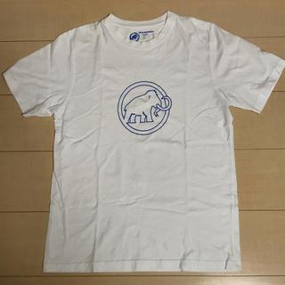 マムート(Mammut)のマムートTシャツ(Tシャツ/カットソー(半袖/袖なし))