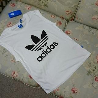 adidas - 新品☆アディダスオリジナルス トレフォイル Tシャツ L
