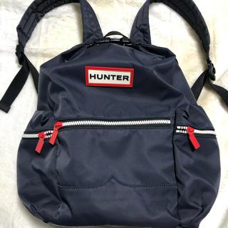 HUNTER - ハンター バックパック リュック ネイビー