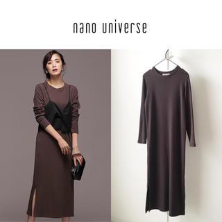 nano・universe - nano universe ビスチェ×カットワンピースset IENA シップス