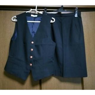 【anfuni】ベストスーツ