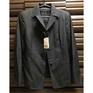 イエナ(IENA)の黒 ジャケット 未使用 定価29,000円(テーラードジャケット)