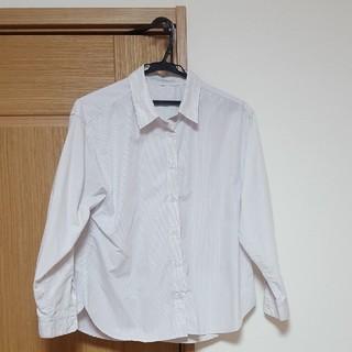 MERCURYDUO - MERCURYDUO ストライプシャツ