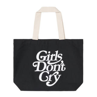 Girls Don't Cry TOTE bag