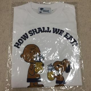 SNOOPY - ハワイ限定 日焼けスヌーピー Tシャツ